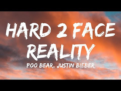 Download Hard 2 Face Reality - Poo Bear feat  Justin Bieber & Jay